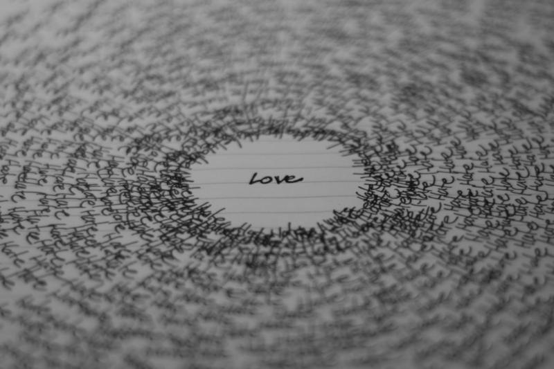 CREATOR GOD IS LOVE