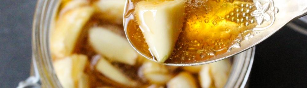 Garlic and Honey Wormer
