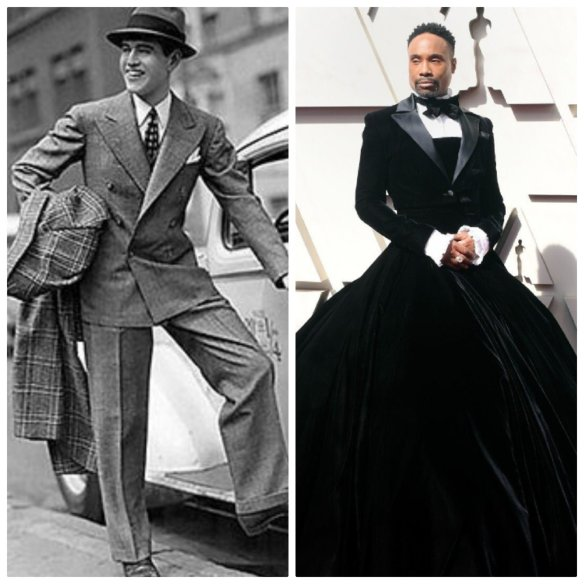 TransgenderFashionComparisonRoyalty