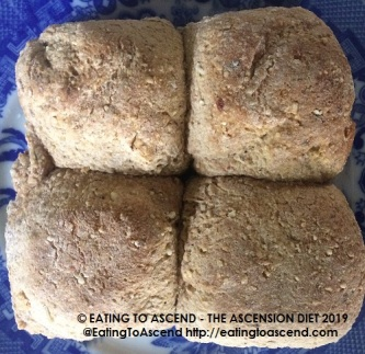 Alternative grain homemade bread