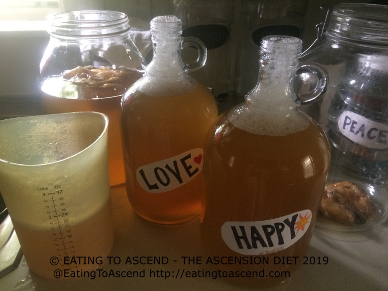 distilled water | THE ASCENSION DIET