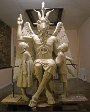 BaphometStatueFinished