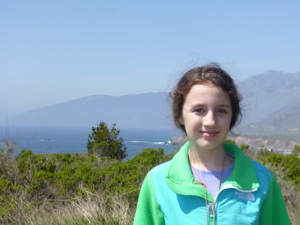 Lily near Jade Cove