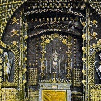 Lost Chapel of Bones in Malta