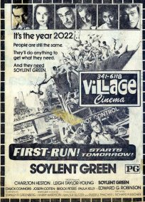 SOYLENT GREEN 2022