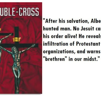 Double Cross Starting Page