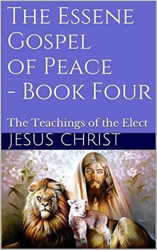 Essene Gospel of Peace 4 Kindle Cover