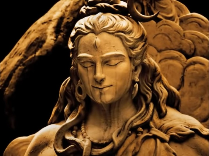 MEDIEVAL SHIVA SCULPTURE BEAUTIFUL