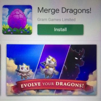 MergeDragonsGame3