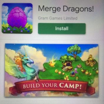 MergeDragonsGame4