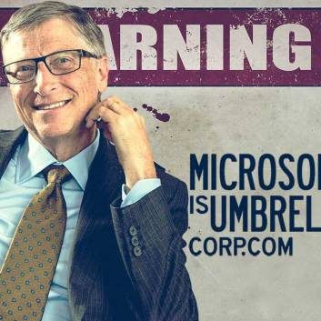 Bill-Gates-Microsoft-I-Umbrella-Corporation