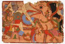 Hindu Demons print
