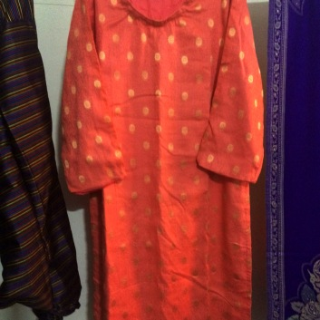 Punjabi Suit Handmade by Gramma 30Jan2020c
