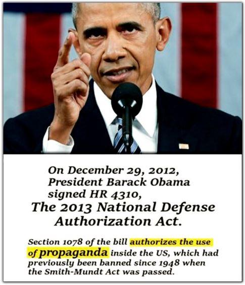 ObamaAuthorizesPropagandaBill