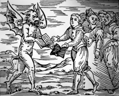 soul-contract-deal-with-devil-woodcut_print