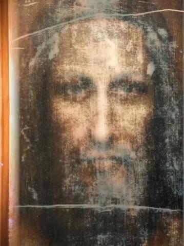 YESHUA CHRIST FACE - TURIN SHROUD